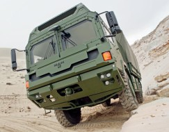 As a 5-tonne vehicle, the HX 40M belongs to the most numerous vehicle class.